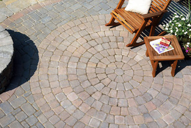 Installing Pavers in Temecula