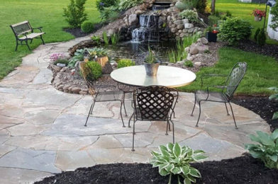 Learn About The Benefits Of A Flagstone Patio
