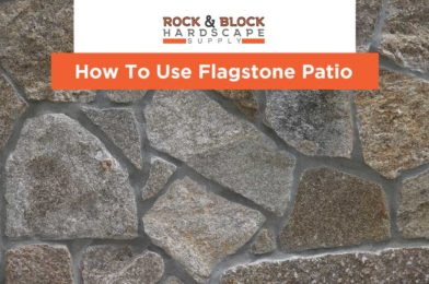 How to use flagstone patio benefits & Installation